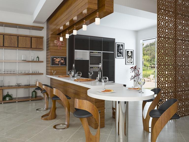 cuisine design antibes